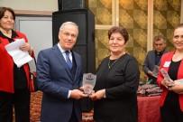 ŞEHİT YAKINI - Başkan Acar, 8 Mart Dünya Kadınlar Günü'nü Unutmadı