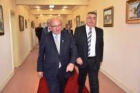 GÜNAY ÖZDEMIR - Başkan Albayrak Edirne Ve Kırklareli'de Ziyaretlerde Bulundu
