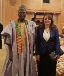 TÜRK HALKI - Başkan Atasoy, Gana Resepsiyonuna Katıldı