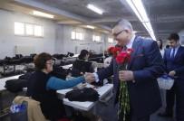 MEHMET SIYAM KESIMOĞLU - Başkan Kesimoğlu Emekçi Kadınların Gününü Kutladı
