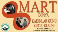 Başkan Köksoy'dan 8 Mart Dünya Kadınlar Günü Mesajı