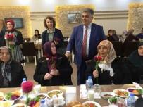 ENGELLİ VATANDAŞ - Başkan Özgüven, Şehit Ve Gazi Aileleriyle Bir Araya Geldi