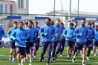 AHMET YILDIRIM - BB Erzurumspor'da Tepecikspor Maçı Mesaisi