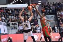 BROWN - Beşiktaş'ı Yenen Pınar Karşıyaka Çeyrek Finalde
