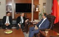 AHMET MISBAH DEMIRCAN - Beyoğlu Belediye Başkanı Demircan'dan Vali Taşyapan'a Ziyaret
