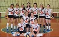 VOLEYBOL FEDERASYONU - Brn Voleybol Bayanlar A Takımı 2. Lig'de
