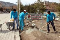 Çankırı'da 63. Park İçin Çalışmalar Başladı