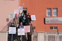 ŞİDDETE HAYIR - Çıldırlı Kadınlardan 8 Mart Yürüyüşü