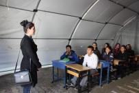 PSİKOLOJİK DESTEK - Depremzede Öğrenciler Ders Başı Yaptı