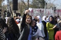 DEMOKRATIK TOPLUM KONGRESI - Diyarbakır'da Kadınlar Günü Mitingi