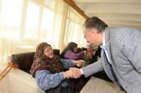 GÜNAY ÖZDEMIR - Edirne Valisi Özdemir'den İçişleri Bakanlığına Anlamlı Müracaat