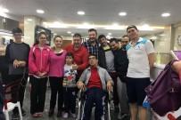 SÜMEYYE BOYACI - Engelli Yüzücüler Eskişehir'in Gururu Oldu