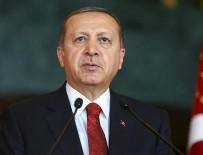TÜRK METAL SENDIKASı - Cumhurbaşkanı Erdoğan'dan Türk Metal Sendikasına başsağlığı