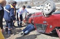 Erzincan'da Trafik Kazası Açıklaması 1 Ölü