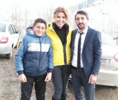 Erzurum'un küçük bir köyüne Amerika'dan yardım geliyor