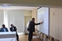 GIDA TARIM VE HAYVANCILIK BAKANLIĞI - Eskil İlçesinde Toplulaştırma Toplantısı Yapıldı