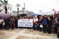 SEÇME VE SEÇİLME HAKKI - Farklı İllerden Gelen Kadınları Urla'da Buluşturan Program