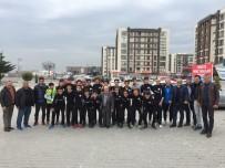 BALCı - Genç Şampiyonlara Balık Dopingi