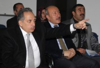 KALDIRIM İŞGALİ - Genel Sekreter Yalçın'a Brifing