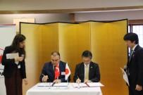 KURTARMA EKİBİ - Görele Belediyesi  İle Japonya Büyükelçiliği Arasında İmzalar Atıldı