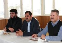 ÖĞRENCİ YURTLARI - İl Başkanı Sümer, STK Ziyaretlerine Devam Ediyor