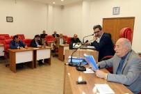 AKARYAKIT İSTASYONU - İl Genel Meclisi Mart Ayı Toplantısı Yapıldı