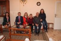 ALI SıRMALı - Kadın Kıbrıs Gazisine Ziyaret