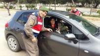 KURAL İHLALİ - Kaş Jandarma Da Kadınları Unutmadı