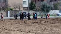 Kızıltepe'de 'Bir Fidan Bir Kadın' Programı