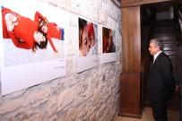 KAYALı - Kuşadası'nda 'Kadın Gözünden Anne' İsimli Fotoğraf Sergisi Açıldı