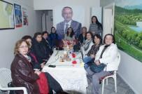 İLKAY - Lapseki CHP İlçe Teşkilatı'ndan Kadınlar Günü Kutlaması