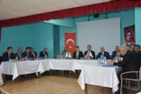 TUNAHAN EFENDİOĞLU - Malatya Valisi Mustafa Toprak Açıklaması