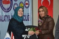 MIHENK TAŞı - Memur-Sen Malatya Kadın Kolları Başkanı Nurhan Bilici Açıklaması