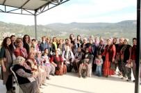 KADINA ŞİDDET - Mersin GİAD Köy Kadınlarını Unutmadı