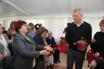CİNSİYET EŞİTLİĞİ - Mezitli'de 'Kadın Dostu Kent Olmak' Paneli
