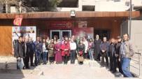DINDAR - MHP'li Kadınlar, Gazi Ve Şehit Eşlerini Ziyaret Etti