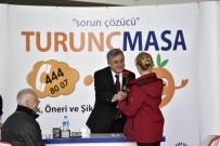 KADIN SAĞLIĞI - Muratpaşa Belediyesi Başkanvekili Cephaneci'den Kadınlara Karanfil