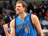 NBA - Nowitzki NBA tarihine geçti