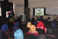 KİMLİK NUMARASI - Öğrencilere Güvenli İnternet Ve Sosyal Medya Kullanımı Semineri Verildi