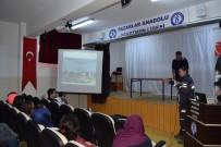 AFET BİLİNCİ - Öğrencilere Ve Kamu Personeline Temel Afet Bilinci Eğitimi Verildi