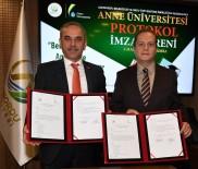 ANNE ADAYLARI - Ordu'da Anne Üniversitesi Protokolü İmzalandı