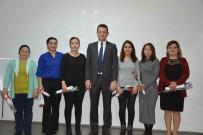 FATIH ÜRKMEZER - Ortaca'da Kadın Kursiyerler Sertifika Aldı