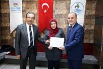 MUSTAFA YıLMAZ - Pamukkale Belediyesi'nin İngilizce Kurslarının İkinci Etabı Tamamlandı
