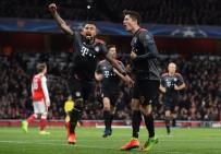UEFA ŞAMPİYONLAR LİGİ - Çeyrek finalistler belli oldu