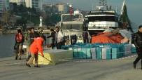 BATı KARADENIZ - Sahil Güvenlik'ten 81 Bin Paket Kaçak Sigara Operasyonu