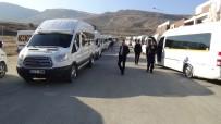 ÖZEL OKUL - Servisçiler Kontak Kapattı