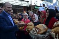 Soylu'ya Ekmek Süprizi