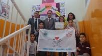 OBEZİTE - Süleyman Havva Kamışlı İlkokulunda ''Beslenme Dostu Okul Sertifikası' Sevinci