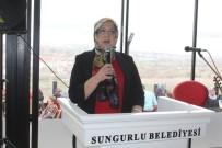 ÇEKİLİŞ - Sungurlu Belediyesi'nden Kadınlar Günü Programı
