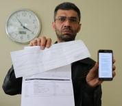TELEFON BANKACILIĞI - Telefon Dolandırıcılarına 3 Bin 800 Lirasını Kaptırdı